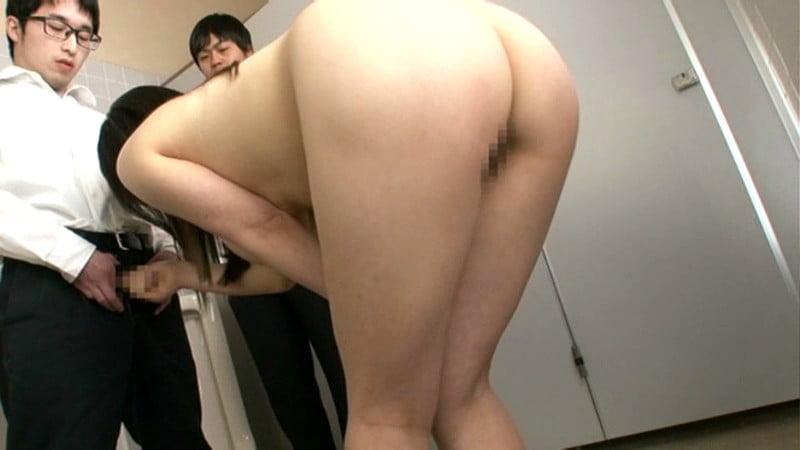 長澤あずさの全裸巨尻